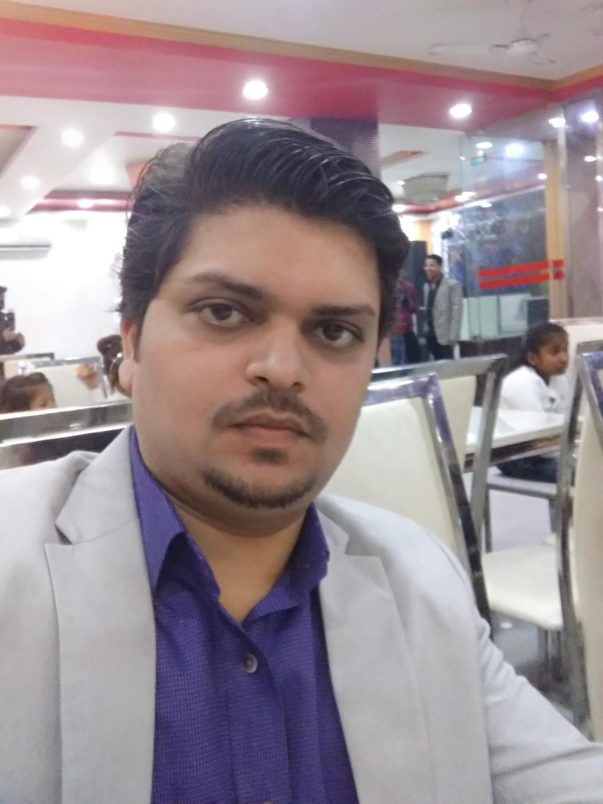 MR. ABHISHEKH KUMAR